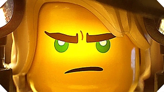 THE LEGO NINJAGO MOVIE Trailer Tease (Animation, 2017)