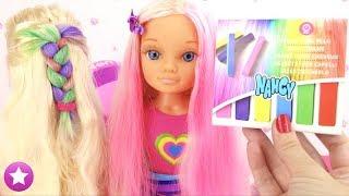 Muñeca NANCY Mechas Cambia su look como quieras Historias con Muñecas
