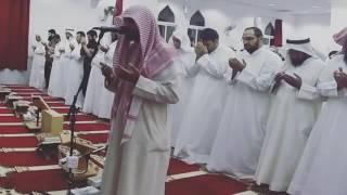 القارئ اليمني :  محمد صالح:  دعاء خاشع و مبكي