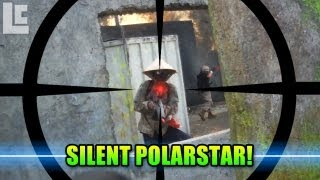 Magpul Polarstar With Suppressor and Ragecams Lens! (Airsoft Hollywood Sports Park Gameplay)