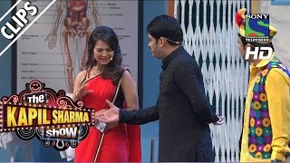 Kapil tries to impress Lottery  - The Kapil Sharma Show - Episode 18 - 19th June 2016
