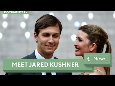 Donald Trump meet his golden boy Jared Kushner
