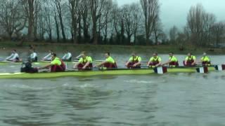 Brookes men fixture vs  Cambridge 2017