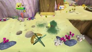 SpongeBob HeroPants Gameplay Walkthrough - PART 3 - Sandy, Plankton & Ethan!