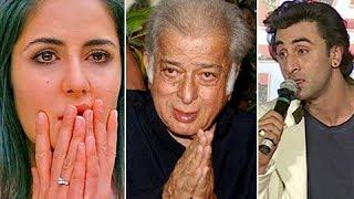 Katrina Kaif EMOTIONAL GOODBYE To Shashi Kapoor | Ranbir Kapoor REACTS