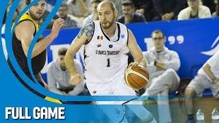 U-BT Cluj Napoca (ROU) v KB Peja (KOS) - Full Game - FIBA Europe Cup 2016/17