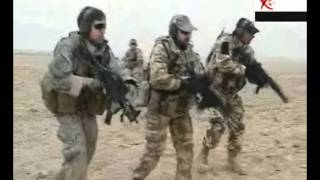 Romanian special operation forces
