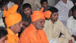 Mere Vehre vich ayea mera Peer ni Seyeo qawwali in sivia sharif 15april2016 qawwal Badar Ali Khan p8