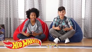 The Ultimate AI Racing Challenge | Challenge Accepted | Hot Wheels