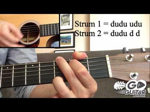 "(Beginner Intermediate) ""Who'll Stop the Rain"" - CCR - Guitar lesson"