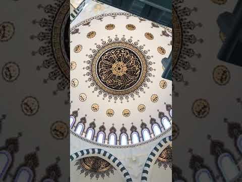 Ankara'nın yeni incisi Melike Hatun Camii
