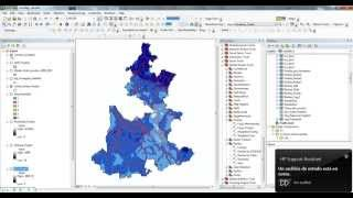ArcGIS Suitability Analysis: Forestry