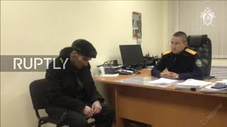 Russia: Man interrogated over attempted hijacking of Aeroflot flight
