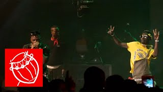 Shatta Wale & Olamide perform 'Wonders' 1st time @ BF Suma Ghana Connect concert | Ghana Music