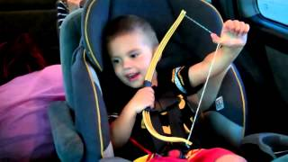 3 Year Old Boy Mispronounces 'Bow And Arrow,' Parents Lose It