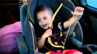 3 Year Old Boy Mispronounces