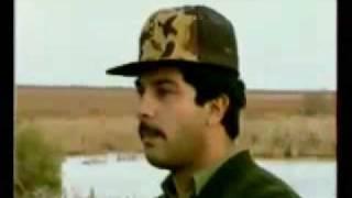 الشهيد قصي صدام حسين في رحلة صيد