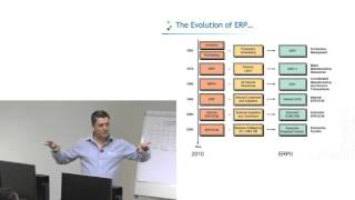 The Evolution Of ERP