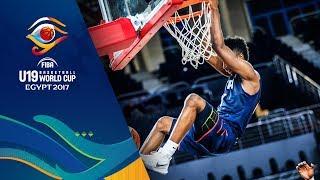 Top 10 Plays - FIBA U19 Basketball World Cup 2017