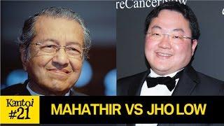 Tangkap MO1 - Mahathir vs Jho Low ( Najib, 1MDB, Malaysia Official 1)