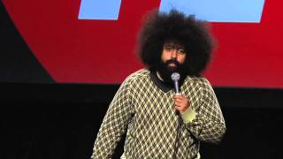 Dr. Reggie Watts on innovation and out of the box thinking