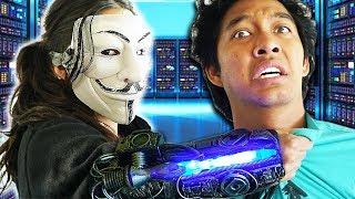 Hacker Girl is Project Zorgo Again (New Spy Ninja Gadget)