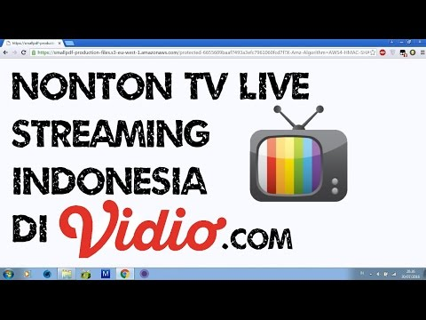 Xxx Mp4 Nonton Live Streaming TV Indonesia Lewat Vidio Com 3gp Sex