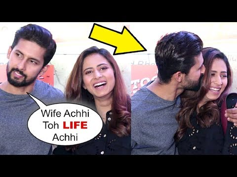 Xxx Mp4 Ravi Dubey And Sargun Mehta CUTE Interview Together At LOVE OK PLEASE Series Launch 3gp Sex