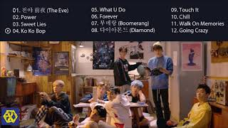 [FULL ALBUM/MP3] EXO - THE WAR : The Power of Music - The 4th Album Repackage