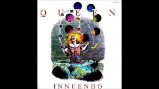QUEEN - INNUENDO (FULL ALBUM) - LP VINYL RIP (1991)