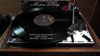 Modern Talking - Brother Louie (Extended Version)