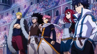 Fairy Tail Chat Magic Games Episode 46