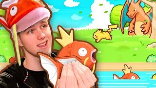 THE BEST POKEMON GAME EVER! (Magikarp Jump)