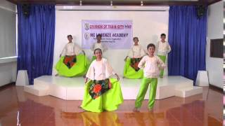 Learn how to dance KUNDAY-KUNDAY