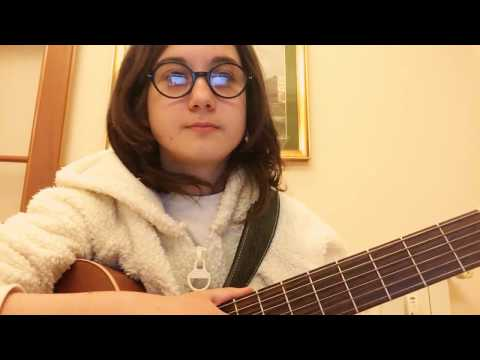 Totally Nude by Talking Heads (Acoustic cover)