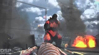 Godzilla (PS4/2015) pt18 - King of Kaiju! BURNING Godzila vs. ???