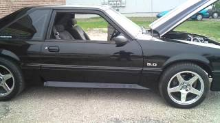 1988 Ford Mustang Hatchback LX 5.0
