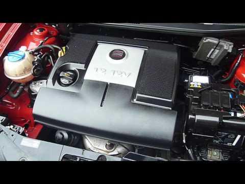 Seat Ibiza 1.2 12v BXV Engine