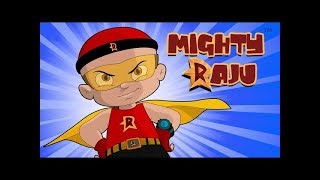 Mighty Raju - Mega Neutrino Boost!!!