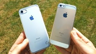 iPhone 7 vs iPhone SE