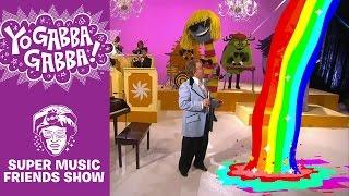Rainbow Connection - Paul Williams - Yo Gabba Gabba!