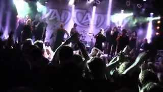 Van Canto LIVE in Bochum (13.12.2014)