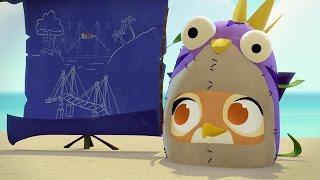 Энгри Бёрдс Стелла - 1 сезон все серии подряд / Angry Birds Stella 1 season