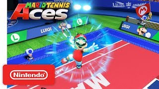 Mario Tennis Aces - Available Now!