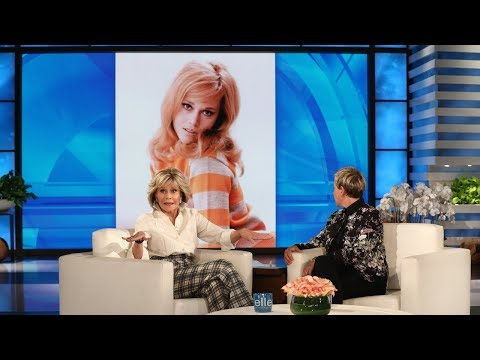 Jane Fonda Thinks It s a Miracle She s Lived to Be 80