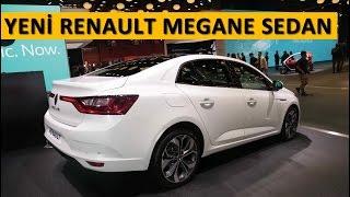 Renault Megane Sedan - Makyajlı Clio - Alaskan - Paris Otomobil Fuarı Videosu