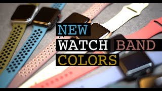 Brand New Apple Watch Bands | Nike+