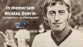 In memoriam Nicolae Dobrin