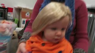 BAD BABY AND BROTHER THROW RAVE DISCO PARTY IN OFFICE!  |  KITTIESMAMA