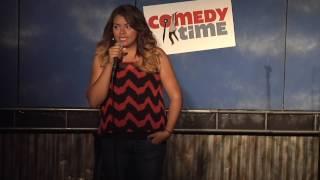 Gloria Magaña: (Stand Up Comedy)